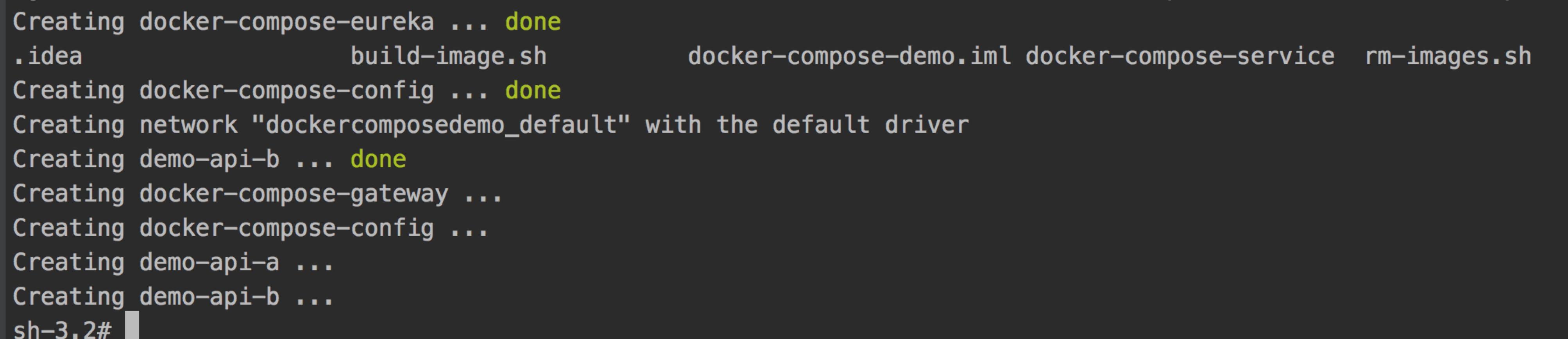 run-docker-compose