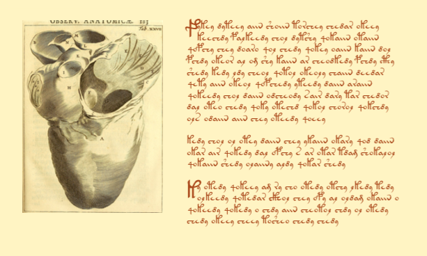 Page from Seraphs