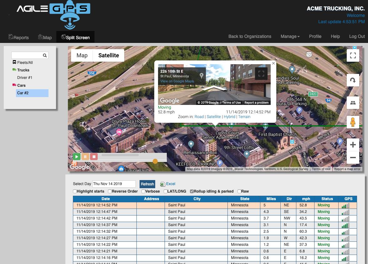GitHub - llambda/agilegps: Real-time fleet tracking software