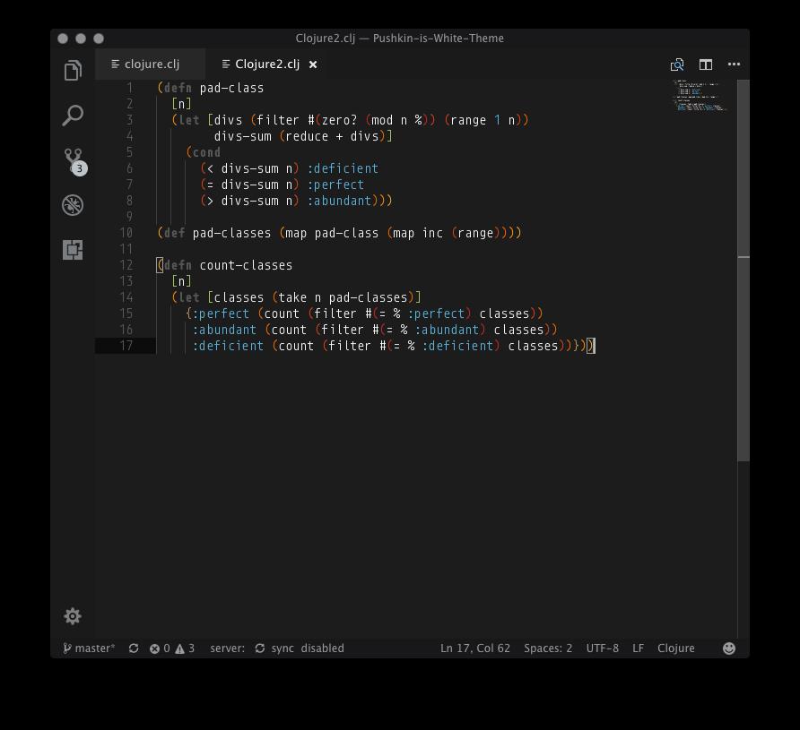 Clojure black example 2