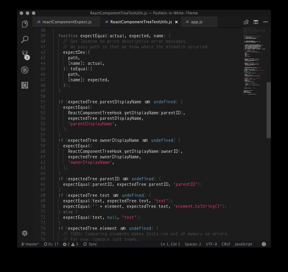 Javascript black example 2