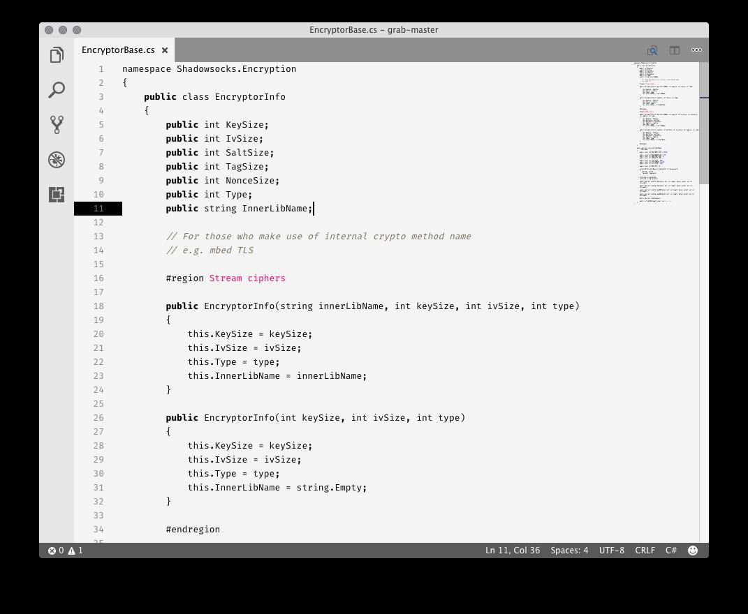 C# white example 1