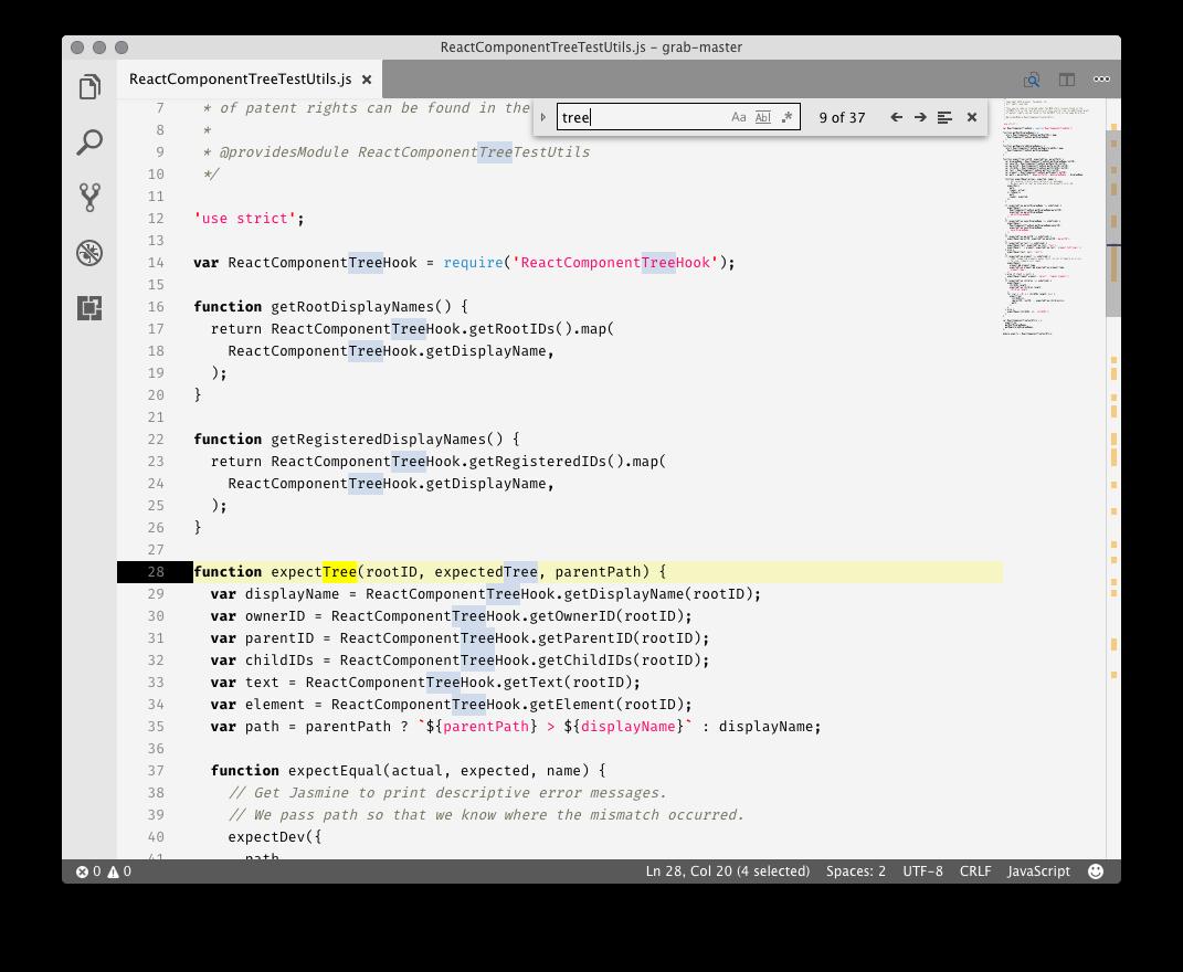 Javascript white example 2