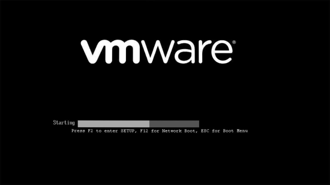 "2001 — VMWare releases ESXi, ""server virtualization"" becomes a thing"