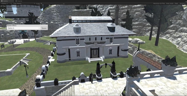 FFXIV Housing Sim - UnityList