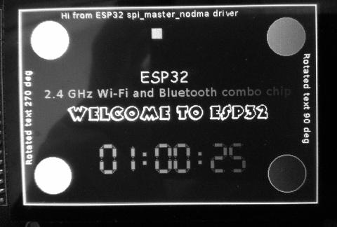 GitHub - loboris/ESP32_SPI_MASTER_NODMA_EXAMPLE: Non DMA version of