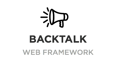 Backtalk: API Web Server