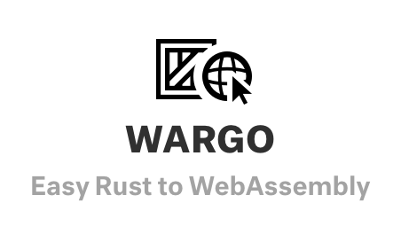wargo: Easy Rust to Webassembly