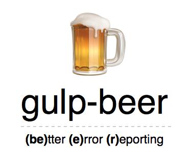 gulp-beer