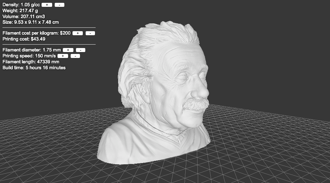 GitHub - lrusso/3DObjectViewer: 3D Object Viewer in STL, OBJ and 3DS