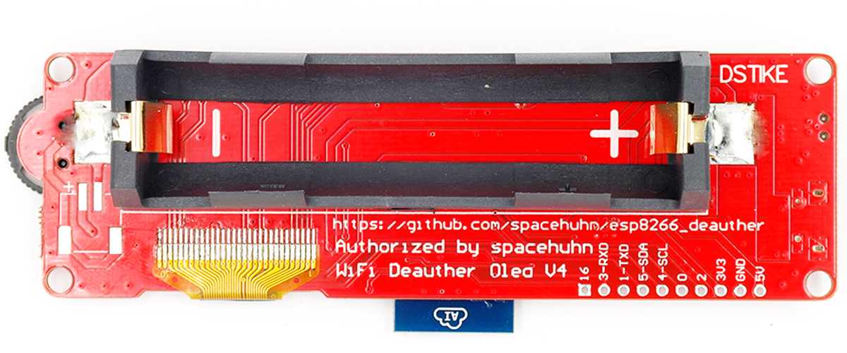 Deauther OLED v4 2