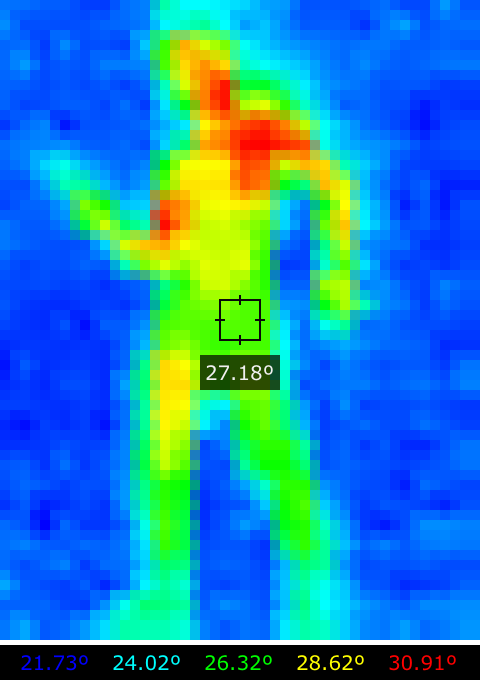 GitHub - lucaong/nerves_thermal_camera: Thermal camera