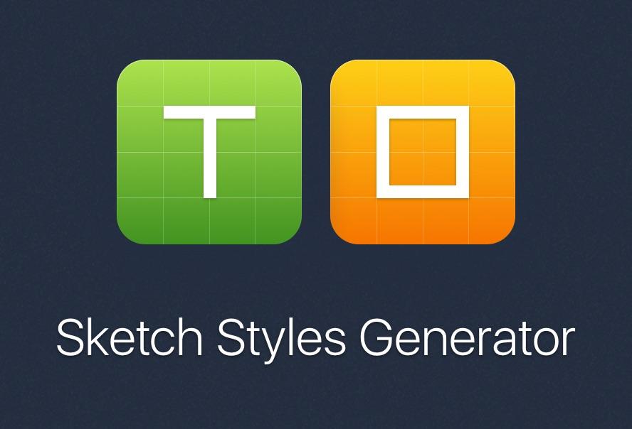 Sketch Styles Generator