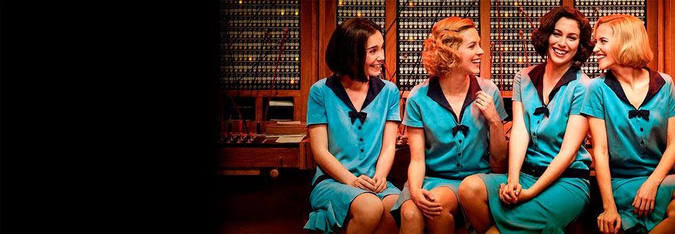 As Telefonistas (Las Chicas del Cable)