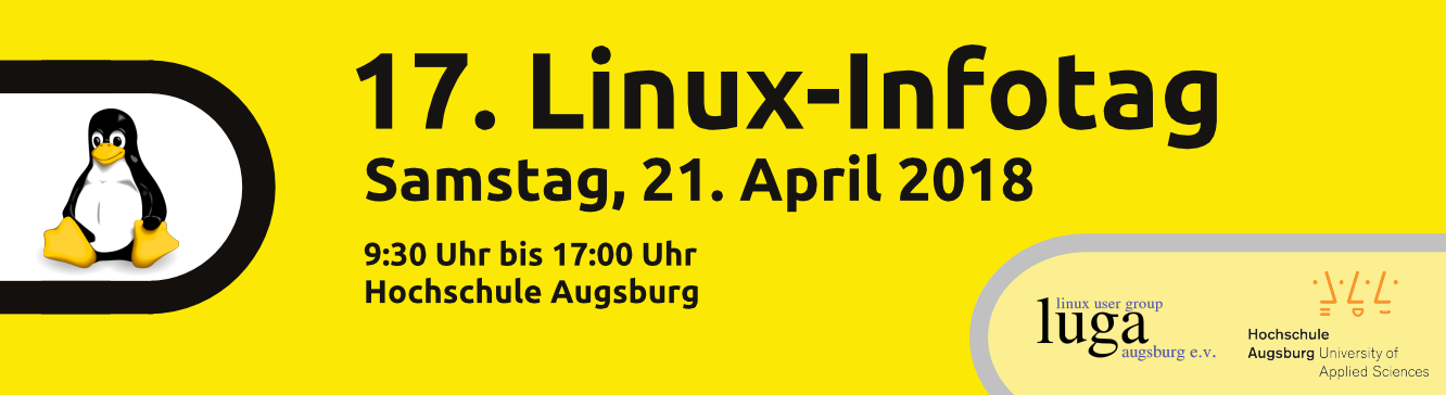 Linux Info Tag 2018