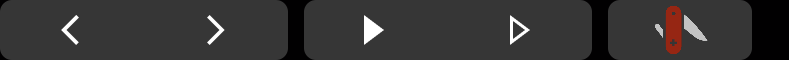 Touchbar Support