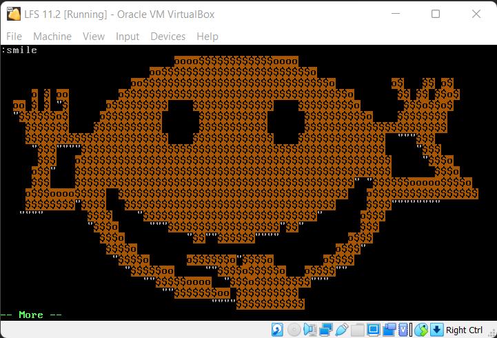 vim :smile