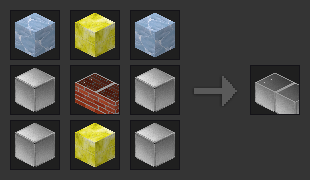 Crafting recipe