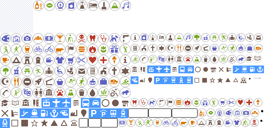 OpenMapTiles/Tileserver-GL/MaputnikによるMapbox Vector Tile