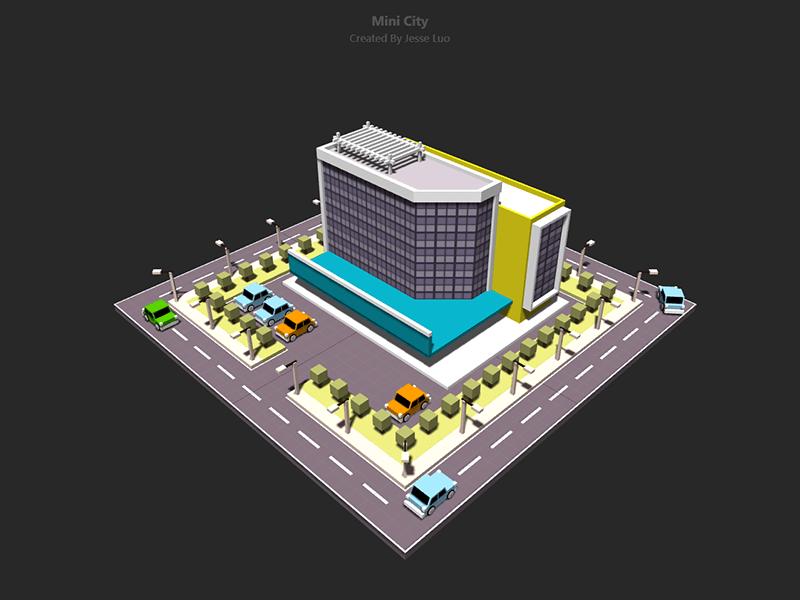 《Three.js 初探 - 微場景制造》