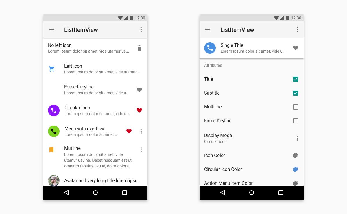Android开发列表List 组件汇总- Android开发社区| CTOLib码库