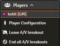 start breakout example