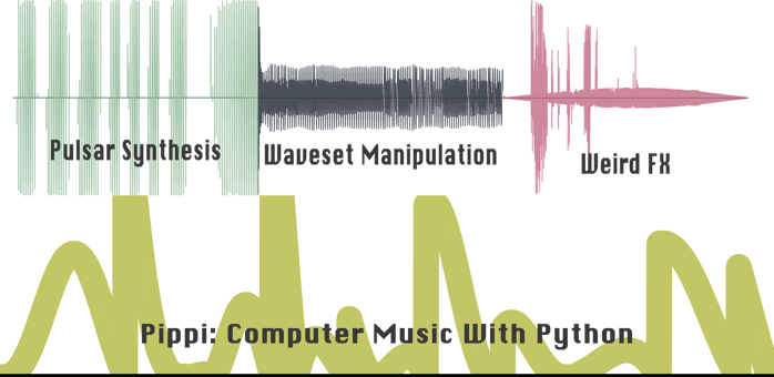 Pippi: Computer music with python