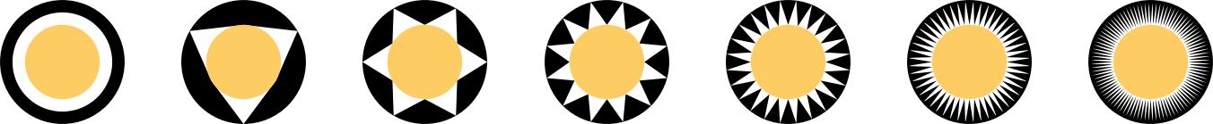 star glyphs