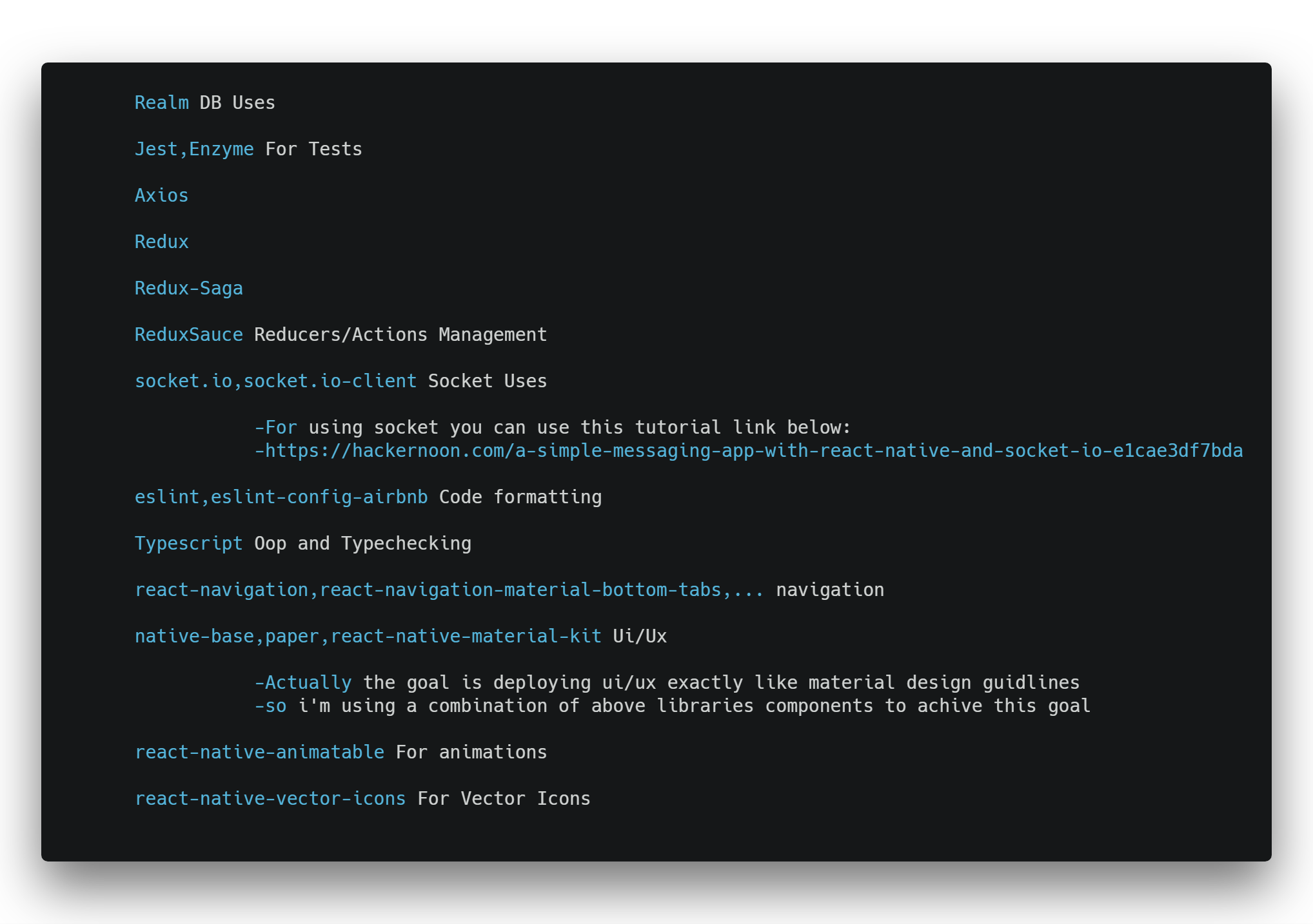 ignite-boilerplate-andross-typescript 0 1 83 on npm - Libraries io