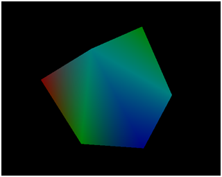 Cube with depth test