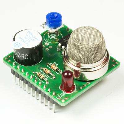 LXRobotics P6_1 Gassensor Childboard