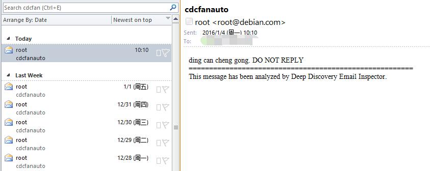 cdcfan 邮箱结果