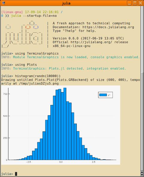 TerminalGraphics | Julia Observer