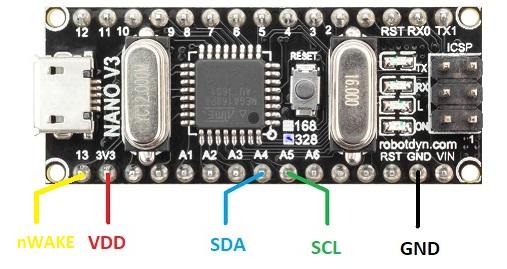 wiring nano