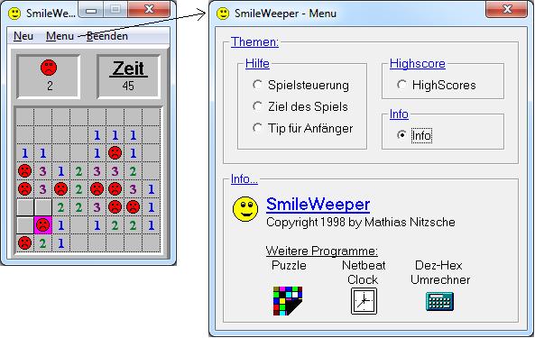 Smileweeper