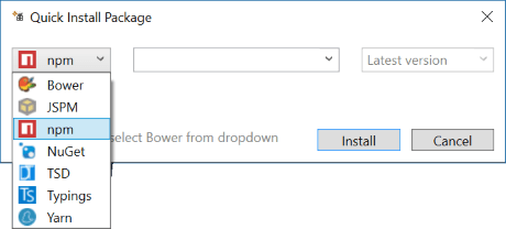 install bower latest version