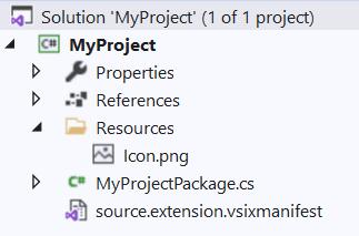 Vsix Project