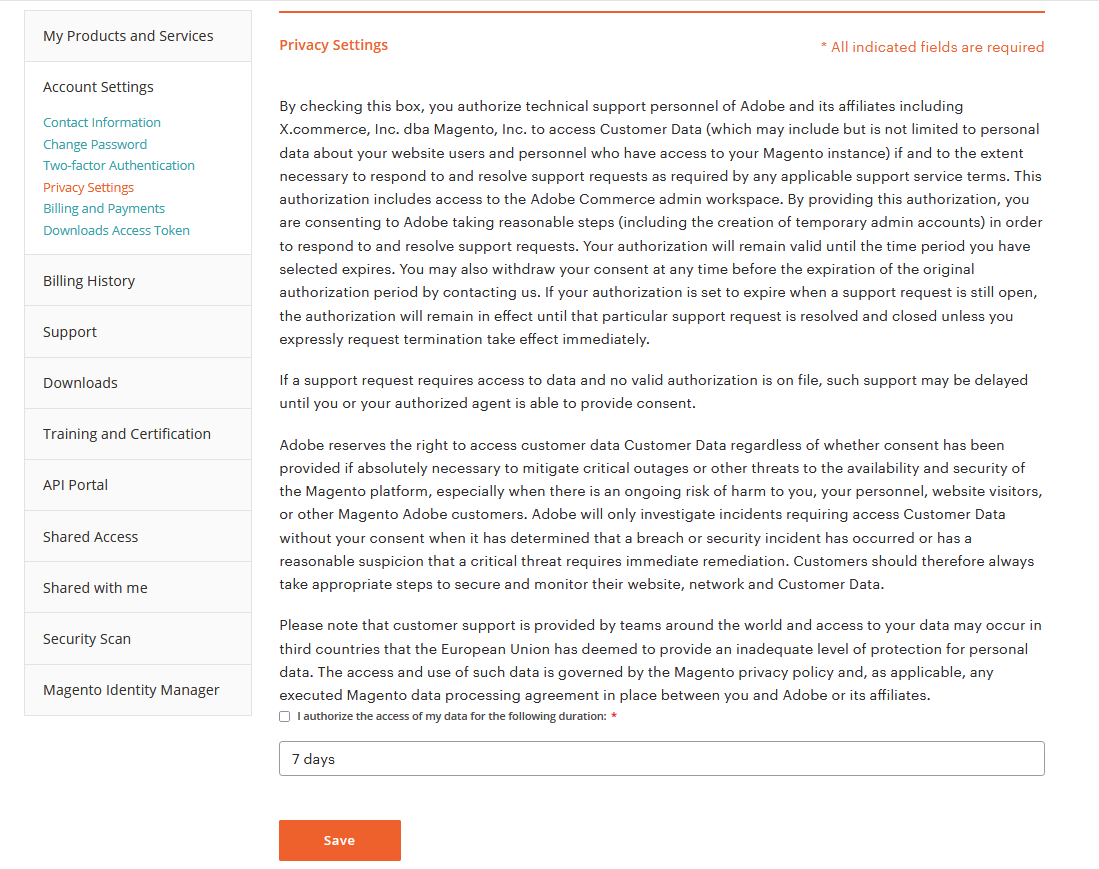 magento-account-privacy-settings.png