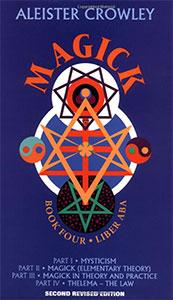 Magick Liber ABA Aleister Crowley
