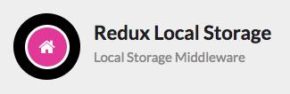 Redux Local Storage