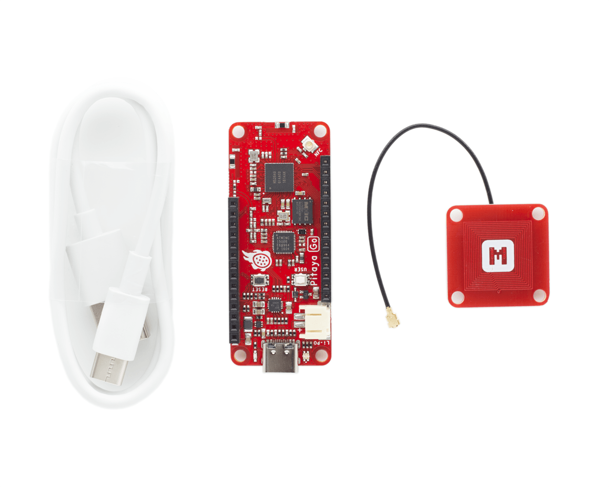 An Open-Source IoT Development Platform with Multiprotocol Wireless Connectivity