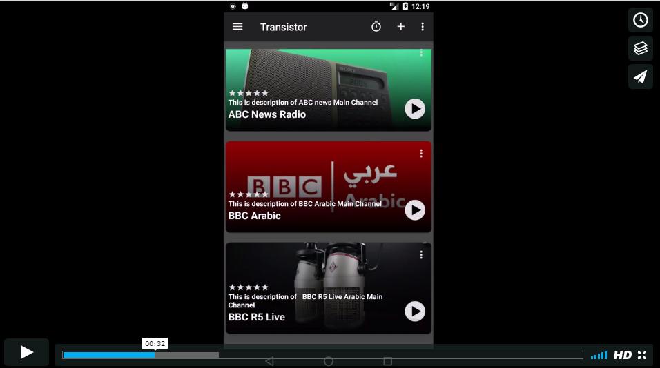 GitHub - malah-code/Android-Open-Radio: Open-Transistor - Radio App