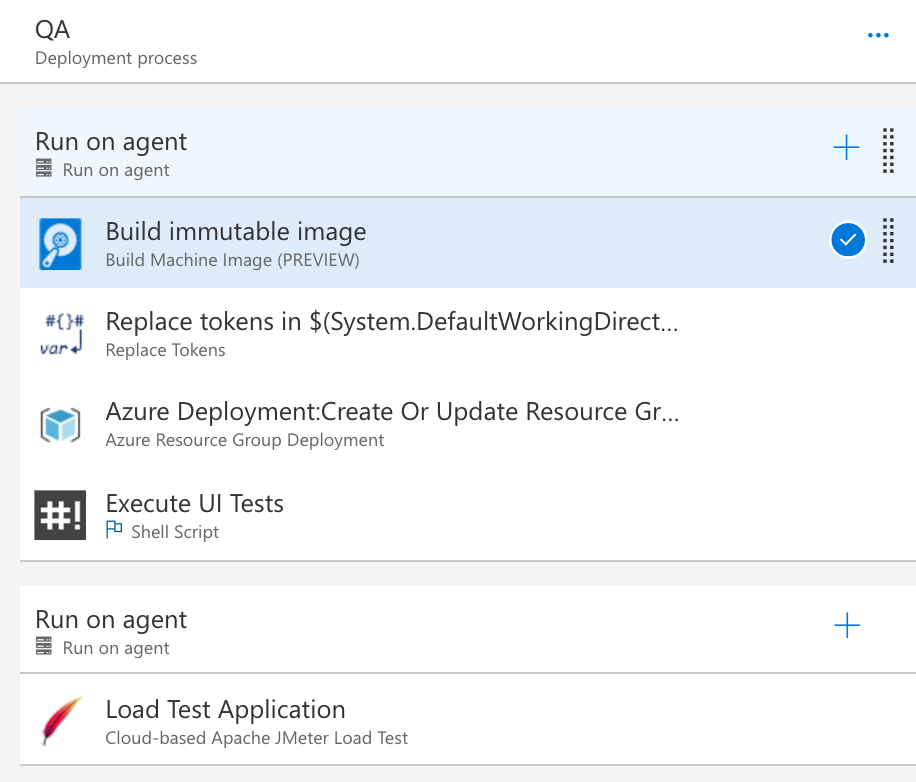 Using the VSTS Packer Task and Replace Tokens Task – Mani