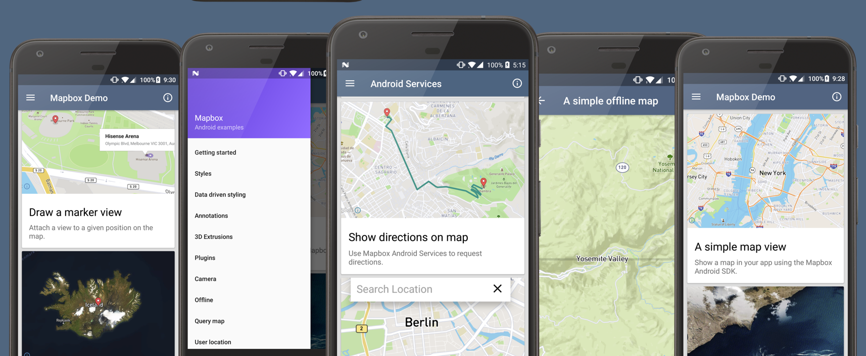 mapbox / mapbox-android-demo Download