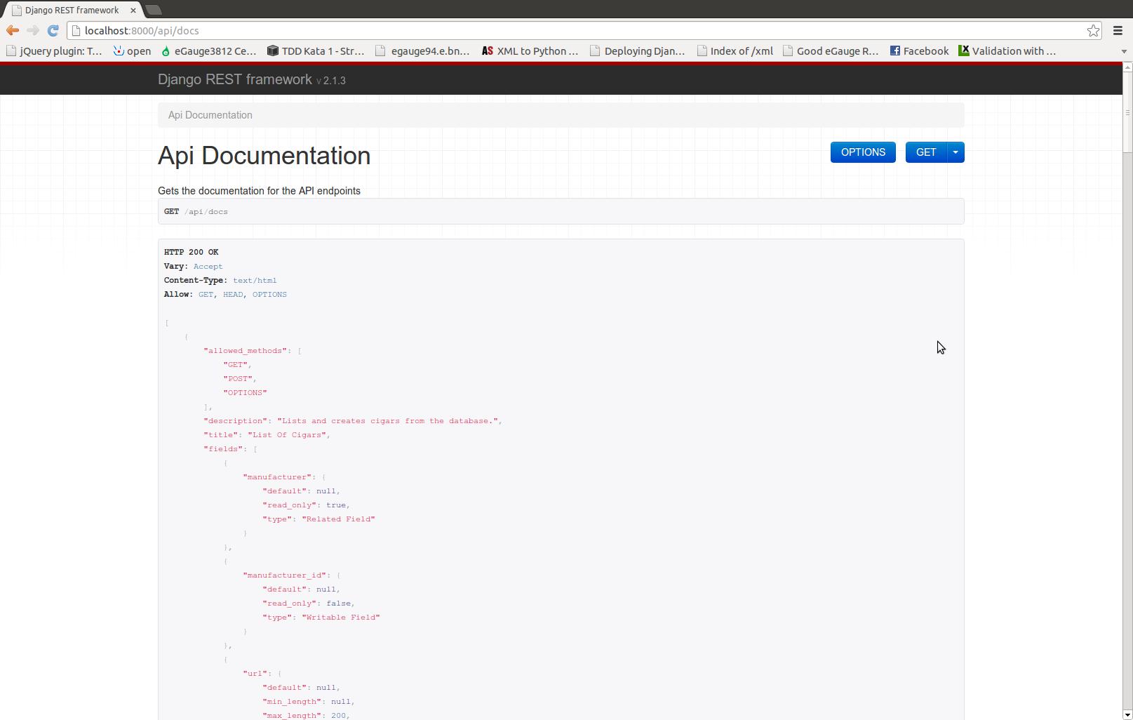 Django rest framework docs by marcgibbons for Api doc template