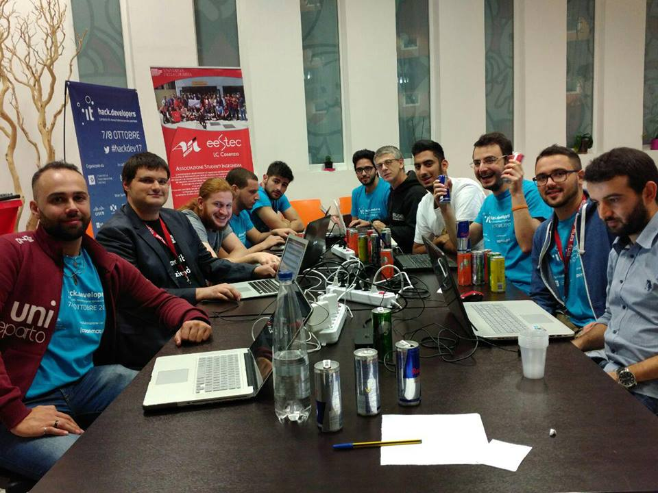 Gruppo hack developers