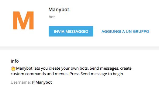 Many bot