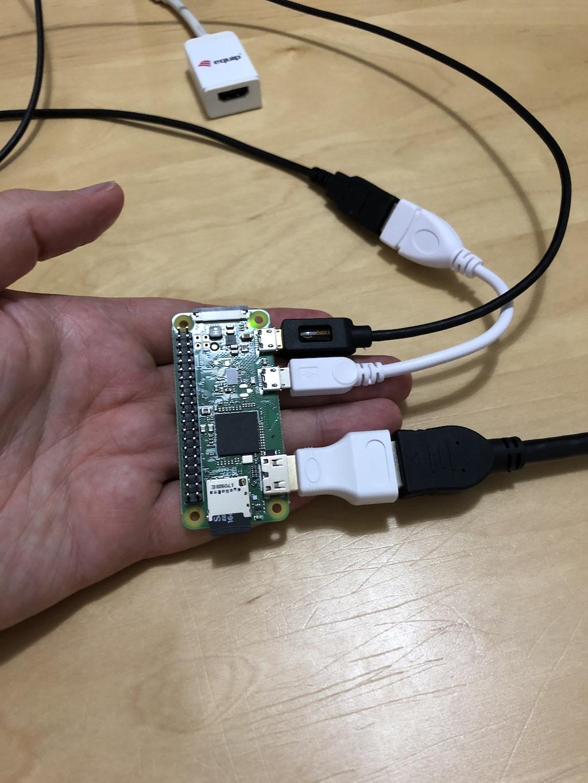 Raspberry Pi Zero cavetti