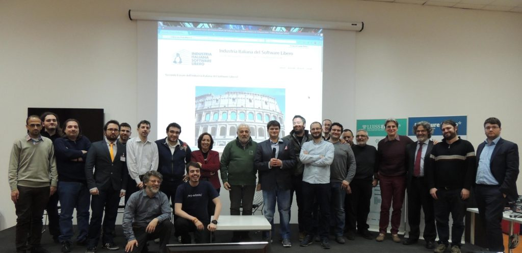 Secondo forum Industria Italiana Sodtware Libero