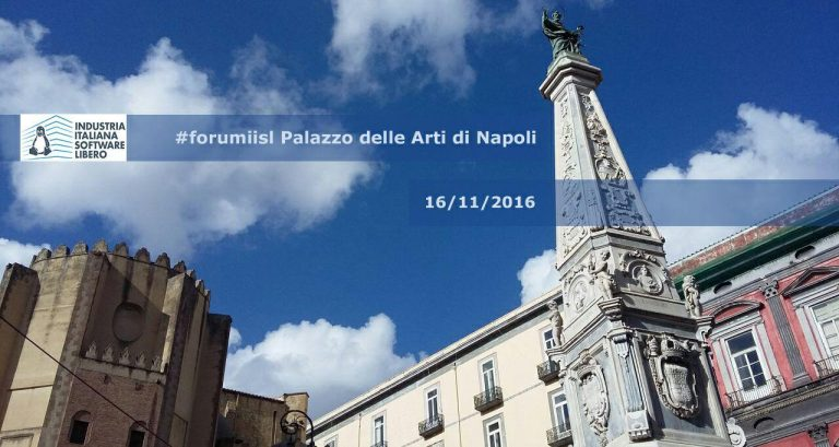 Copertina Terzo Forum Industria Italiana Software Libero
